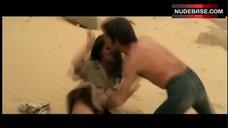 3. Laura Gemser Rape Scene – Black Emmanuelle, White Emmanuelle
