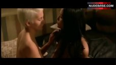 4. Laura Gemser Bare Breasts in Lesbian Scene – Black Emmanuelle, White Emmanuelle