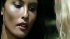 2. Laura Gemser Nude Lesbian Scene – Emanuelle And The Last Cannibals
