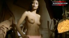 Laura Gemser Bare Tits and Bush – Sister Emanuelle