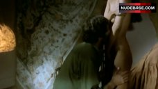 7. Laura Gemser Bare Tits and Bush – Sister Emanuelle