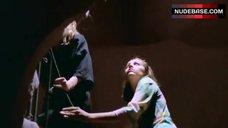 1. Laura Gemser Sex Scene – Sister Emanuelle