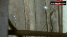 10. Laura Gemser Sex in Barn – Sister Emanuelle