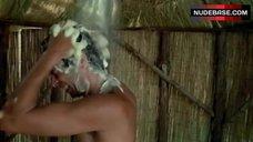 1. Laura Gemser Real Blowjob in Shower – Black Emanuelle