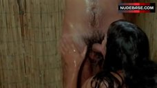 Laura Gemser Real Blowjob in Shower – Black Emanuelle