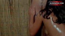 9. Laura Gemser Real Blowjob in Shower – Black Emanuelle