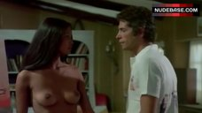 3. Laura Gemser Topless Scene – Black Emanuelle