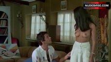 6. Laura Gemser Topless Scene – Black Emanuelle