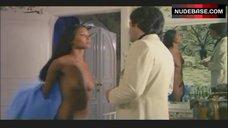 1. Laura Gemser Tits, Ass Scene – Emanuelle In America