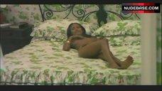 6. Laura Gemser Tits, Ass Scene – Emanuelle In America