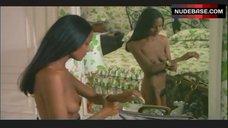 9. Laura Gemser Tits, Ass Scene – Emanuelle In America