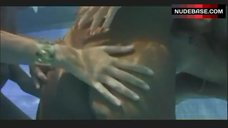 Laura Gemser Group Lesbian Petting in Pool – Emanuelle In America
