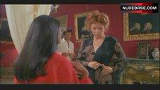 1. Laura Gemser Lesbian Scene – Emanuelle In America