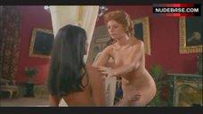 3. Laura Gemser Lesbian Scene – Emanuelle In America