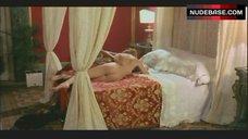 6. Laura Gemser Lesbian Scene – Emanuelle In America