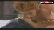 7. Laura Gemser Lesbian Scene – Emanuelle In America