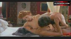 1. Laura Gemser Hot Group Scene – Emanuelle In America