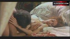 10. Laura Gemser Hot Group Scene – Emanuelle In America
