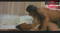 4. Laura Gemser Hot Group Scene – Emanuelle In America