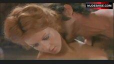 5. Laura Gemser Hot Group Scene – Emanuelle In America