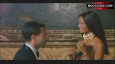 4. Laura Gemser Shows Tits and Ass – Emanuelle In America