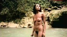 Laura Gemser Swims Full Naked – Horror Safari