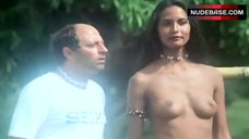 Laura Gemser Topless Savage – Private Collections