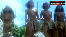 Laura Gemser Topless Outdoor – Private Collections