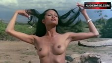 Laura Gemser Nude Photo Shoot – Black Emanuelle