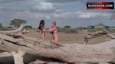 8. Laura Gemser Nude Photo Shoot – Black Emanuelle