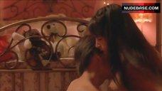 Jordana Brewster Topless Scene – Nearing Grace