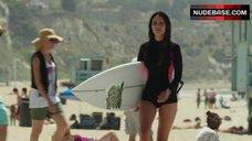 Jordana Brewster Hot Scene – Lethal Weapon
