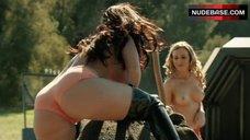 Kayden Kross Tits Scene – The Hungover Games