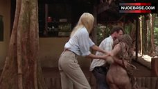 Kathy Bates Naked Tits and Ass – At Play In The Fields Of The Lord