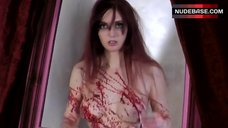Veronica Ricci Full Frontal Nude – Bloody Mary 3D