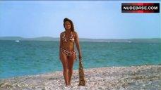Judy Reyes in Bikini – Scrubs