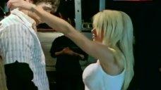 7. Jennifer Hill in Wet T-Shirt – Ice Queen