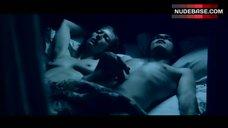 Tilda Swinton Naked Boobs – Young Adam