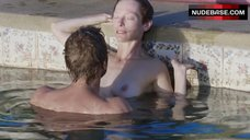 Tilda Swinton Sex in Scene – A Bigger Splash