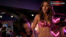 4. Nadine Velazquez in Pink Bikini Top – My Name Is Earl