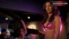 5. Nadine Velazquez in Pink Bikini Top – My Name Is Earl