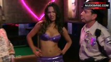 Nadine Velazquez in Strip Club – My Name Is Earl
