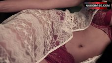 4. Hot Nadine Velazquez in Bed – Z Nation