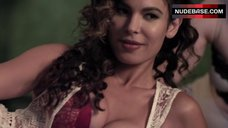 7. Hot Nadine Velazquez in Bed – Z Nation