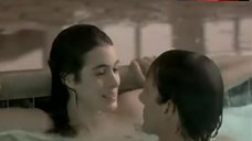 Sean Young Nude in Swimming Pool – The Boost