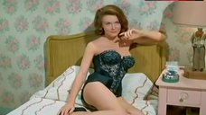 Elaine Devry in Sexy Lingerie – A Guide For The Married Man