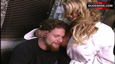 11. Stormy Daniels Boob Scene – The 40-Year-Old Virgin