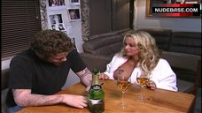 17. Stormy Daniels Boob Scene – The 40-Year-Old Virgin