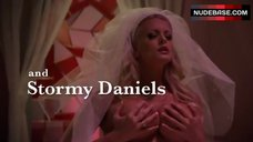 Stormy Daniels Boobs Scene – Finding Bliss