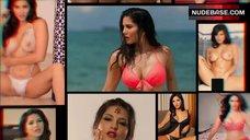 2. Sunny Leone on Erotic Photo – Mostly Sunny